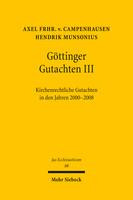 Göttinger Gutachten III