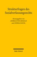 Strukturfragen des Sozialverfassungsrechts
