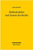 Methodenlehre und System des Rechts