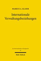 Internationale Verwaltungsbeziehungen