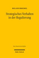 Strategisches Verhalten in der Regulierung