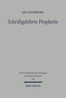 Schriftgelehrte Prophetie
