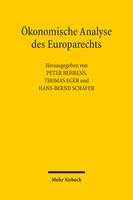 Ökonomische Analyse des Europarechts