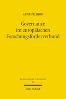 Governance im europäischen Forschungsförderverbund