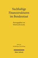 Nachhaltige Finanzstrukturen im Bundesstaat