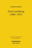 Ernst Landsberg (1860–1927)