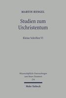 Studien zum Urchristentum