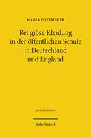 Religiöse Kleidung in der öffentlichen Schule in Deutschland und England