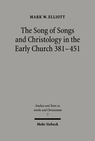 The Song of Songs and Christology in the Early Church