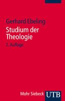 Studium der Theologie