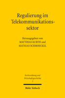Regulierung im Telekommunikationssektor