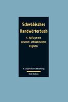 Schwäbisches Handwörterbuch