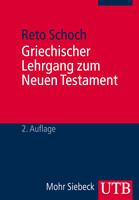 Griechischer Lehrgang zum Neuen Testament