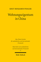 Wohnungseigentum in China