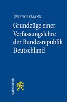 Grundzüge einer Verfassungslehre der Bundesrepublik Deutschland