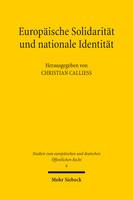Europäische Solidarität und nationale Identität