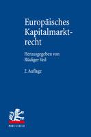 Europäisches Kapitalmarktrecht