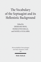 The Vocabulary of the Septuagint and its Hellenistic Background