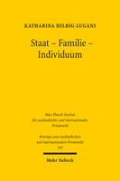Staat – Familie – Individuum