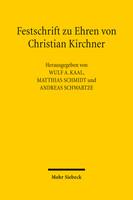 Festschrift zu Ehren von Christian Kirchner