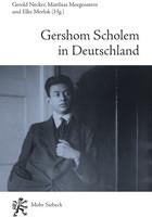 Gershom Scholem in Deutschland