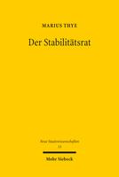Der Stabilitätsrat