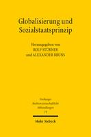 Globalisierung und Sozialstaatsprinzip