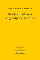 Gleichheitssatz und Religionsgemeinschaften