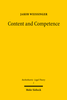 Content and Competence