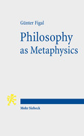 Philosophy as Metaphysics