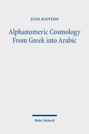 Alphanumeric Cosmology From Greek into Arabic