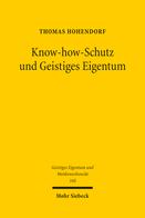 Know-how-Schutz und Geistiges Eigentum