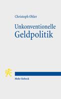 Unkonventionelle Geldpolitik