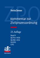 Kommentar zur Zivilprozessordnung