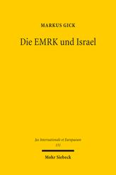 Die EMRK und Israel