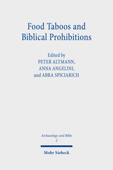 Food Taboos and Biblical Prohibitions