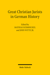 Great Christian Jurists in German History