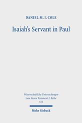 Isaiah's Servant in Paul